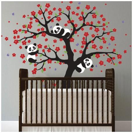 Sticker bébé rêveur